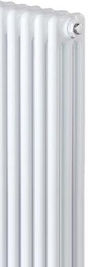 Вертикальные радиаторы отопления с нижней подводкой